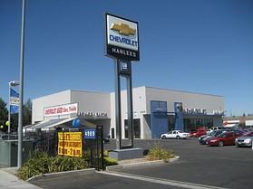 Hanlees Davis Chevrolet Image 2