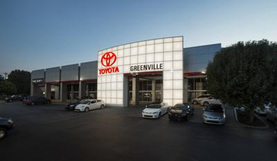 Toyota of Greenville Image 1