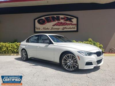 2014 BMW 335 i for sale VIN: WBA3A9C59EF479672