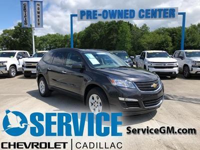 2016 Chevrolet Traverse LS for sale VIN: 1GNKRFED8GJ183060