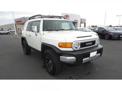 2014 Toyota FJ Cruiser Base for sale VIN: JTEBU4BF0EK187480