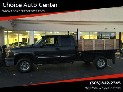 Chevrolet Silverado 2500 2003 for Sale in Shrewsbury, MA
