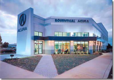 Rosenthal Acura Image 1