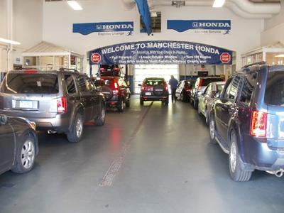 Manchester Honda Image 1