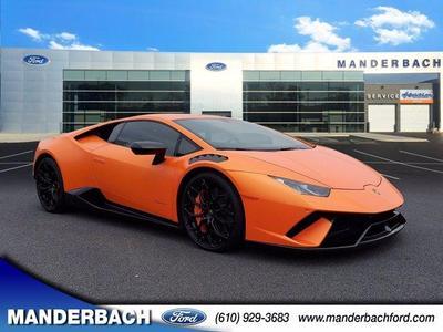 Lamborghini Huracan 2018 for Sale in Hamburg, PA