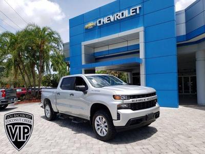 Chevrolet Silverado 1500 2020 for Sale in Pompano Beach, FL