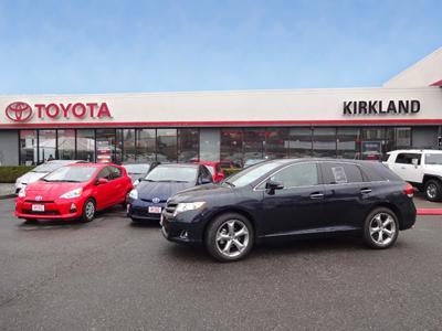 Toyota of Kirkland Image 1