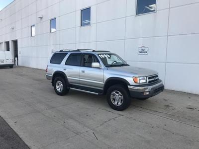 1999 Toyota 4Runner SR5 for sale VIN: JT3HN86R3X0238450