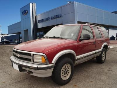 1997 Chevrolet Blazer LT for sale VIN: 1GNDT13WXV2184106