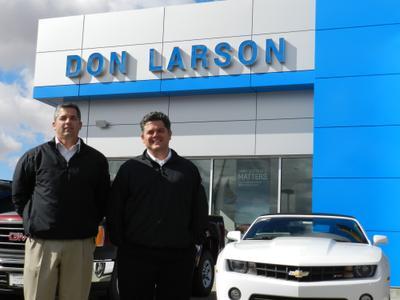 Don Larson Chevrolet Buick Cadillac GMC Image 4