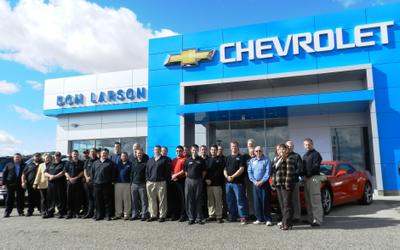 Don Larson Chevrolet Buick Cadillac GMC Image 5