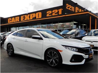 2017 Honda Civic Si for sale VIN: 2HGFC1E50HH704123