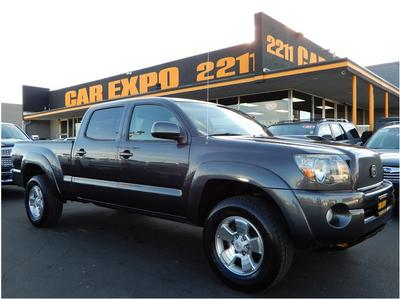 2009 Toyota Tacoma PreRunner Double Cab for sale VIN: 3TMKU72N59M018549
