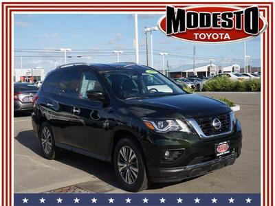 2019 Nissan Pathfinder SV for sale VIN: 5N1DR2MM1KC586379