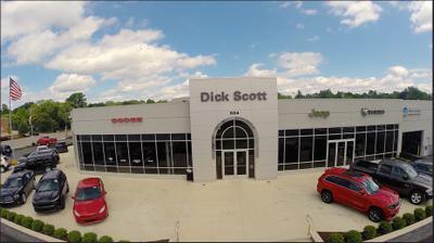 Dick Scott Chrysler Dodge Jeep RAM Image 1