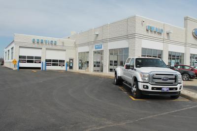 Ewald's Hartford Ford Image 1