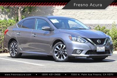 Nissan Sentra 2019 for Sale in Fresno, CA