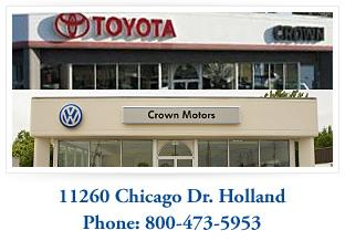 Crown Toyota-VW Image 1