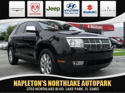 2008 Lincoln MKX  for sale VIN: 2LMDU68C28BJ24451