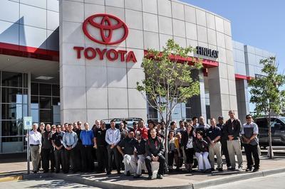 Findlay Toyota Flagstaff Image 5