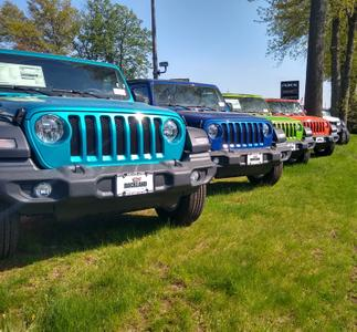 Rockland Chrysler Dodge Jeep Ram Image 3