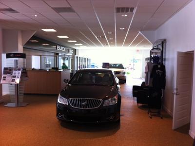 Black Buick GMC Image 2