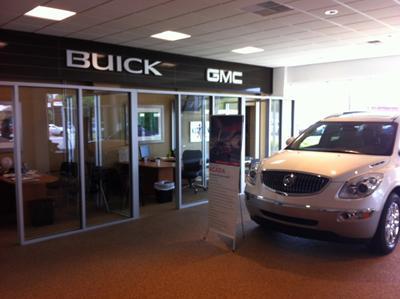 Black Buick GMC Image 5