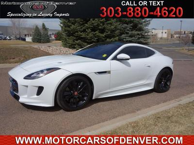 Jaguar F-TYPE 2017 for Sale in Englewood, CO