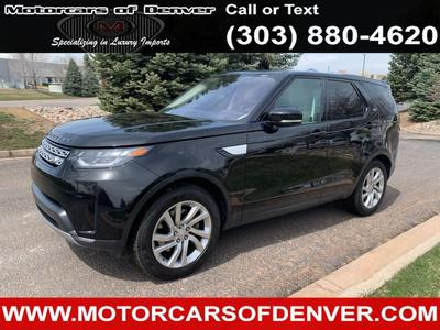 Land Rover Discovery 2017 for Sale in Englewood, CO