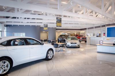 Henderson Chevrolet Image 8
