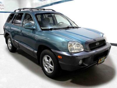 Hyundai Santa Fe 2003 for Sale in Schaumburg, IL