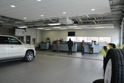 Newman Chevrolet Inc. Image 9