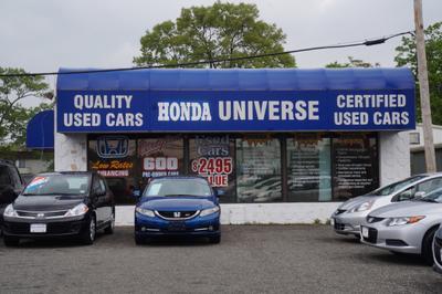 Honda Universe Image 1