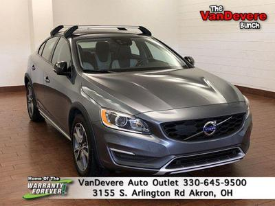 2016 Volvo S60 Cross Country T5 Platinum for sale VIN: YV4612UM7G2000461