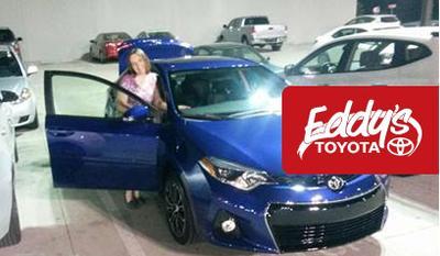Eddy's Toyota of Wichita Image 1
