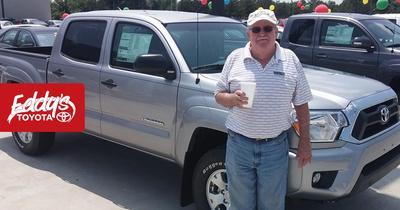 Eddy's Toyota of Wichita Image 5