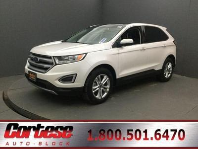 2018 Ford Edge SEL for sale VIN: 2FMPK4J97JBC21443