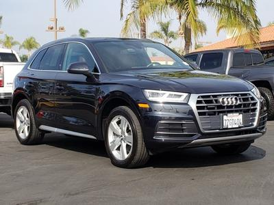 Audi Q5 2018 for Sale in Carlsbad, CA