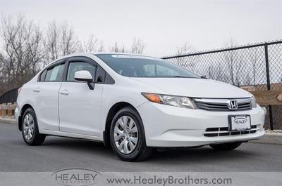 2012 Honda Civic LX for sale VIN: 19XFB2F56CE333950