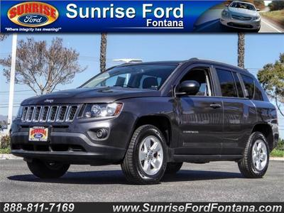 Jeep Compass 2016 for Sale in Fontana, CA