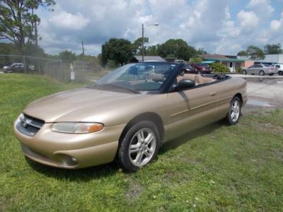 Chrysler Sebring 1996 for Sale in Okeechobee, FL