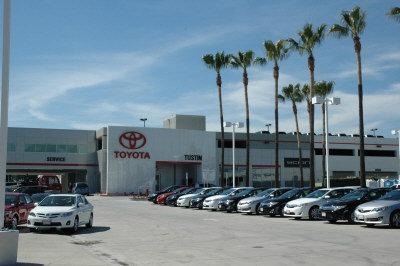 Tustin Toyota Service >> Tustin Toyota In Tustin Including Address Phone Dealer