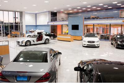 Mercedes-Benz of Anaheim Image 4