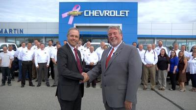 Garber Chevrolet Saginaw Image 3
