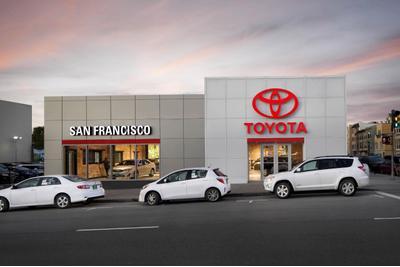 San Francisco Toyota Image 2