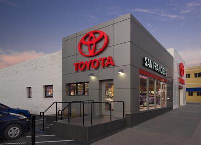 San Francisco Toyota Image 3
