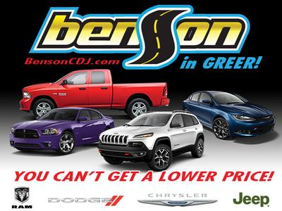 Benson Chrysler Jeep Dodge RAM Image 7