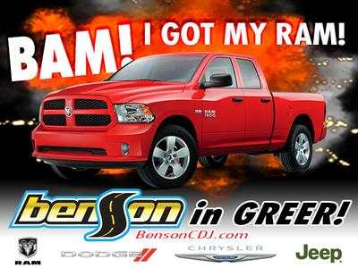 Benson Chrysler Jeep Dodge RAM Image 8