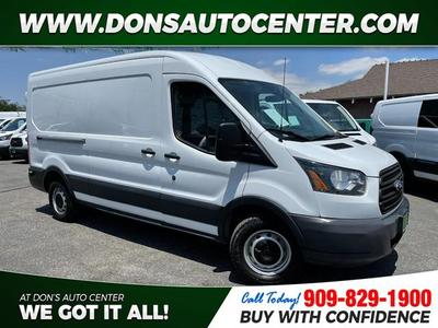 Ford Transit-350 2016 for Sale in Fontana, CA