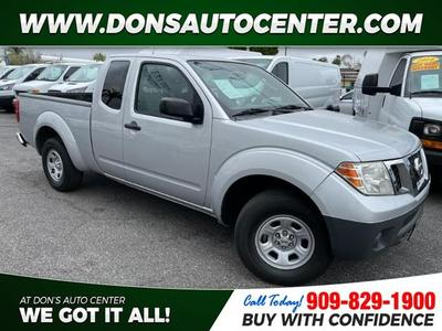 Nissan Frontier 2010 for Sale in Fontana, CA